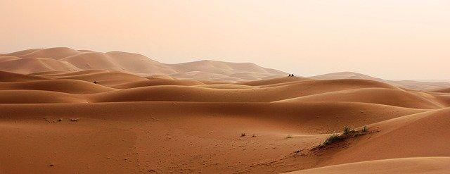นิทานอีสปเรื่อง กำเนิดทะเลทราย